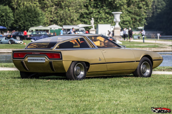 Citroen GS Camargue - Chantilly Arts & Elegance Richard Mille 2019
