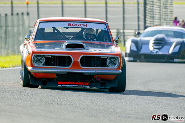 Plymouth Baraccuda - Urs Metzger - Histo Cup - Bosch Race - Salzburgring 2021