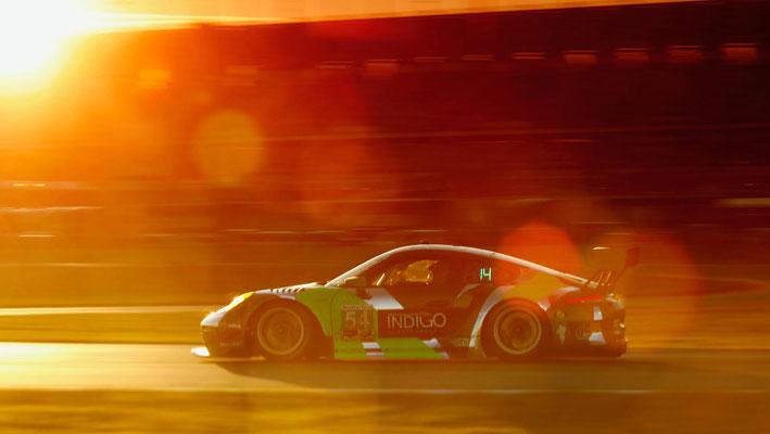 Porsche 911 GT3 R (54), IMSA WeatherTech Sportscar Championship, 1.Lauf, Daytona/USA, 2020