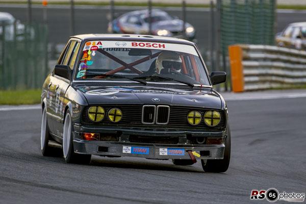 BMW 535i - Franz Wetzlmaier - Histo Cup - Bosch Race - Salzburgring 2021