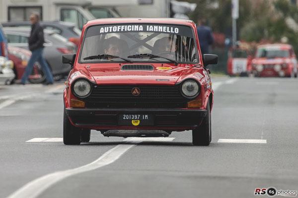 Autobianchi A112 Abarth - Sanremo Rallye Storico 2019