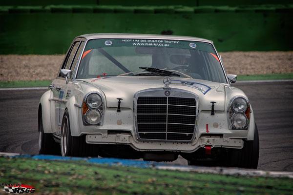 Daimler-Benz 300 SEL 6.3 - FHR HTGT um die Dunlop Trophy - Preis der Stadt Stuttgart 2018 - Hockenheimring