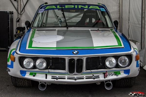 BMW 3.0 CSL - Le Mans Classic 2018 - Peter und Daniel Mursall