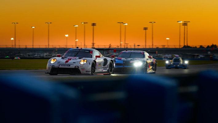 Porsche 911 RSR (912), IMSA WeatherTech Sportscar Championship, 1.Lauf, Daytona/USA, 2020