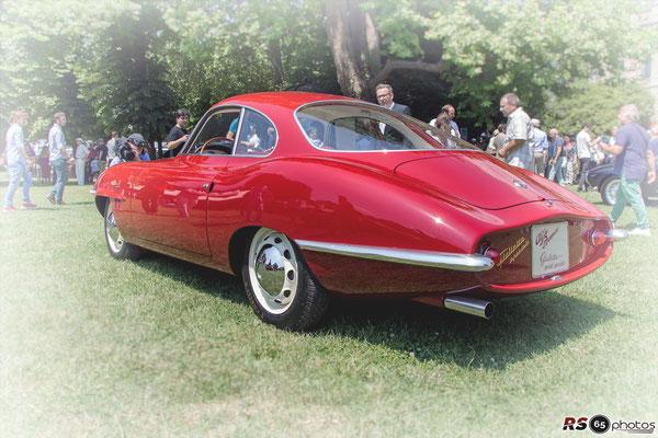 Alfa Romeo Giulietta SS Prototipo - Concorso d'Eleganza Villa d'Este