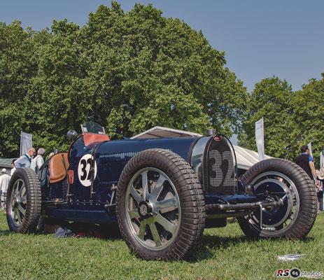 Bugatti 51 - Concorso d'Eleganza Villa d'Este