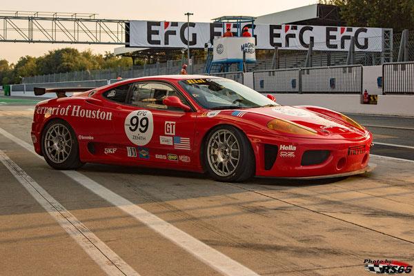 Ferrari 360 GTC - Endurance Racing Legends - Monza Historic 2019