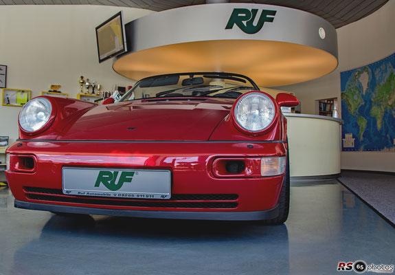 RUF Automobile GmbH Pfaffenhausen