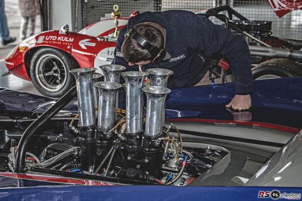 McLaren M8C/D - Canadian American Challenge Cup