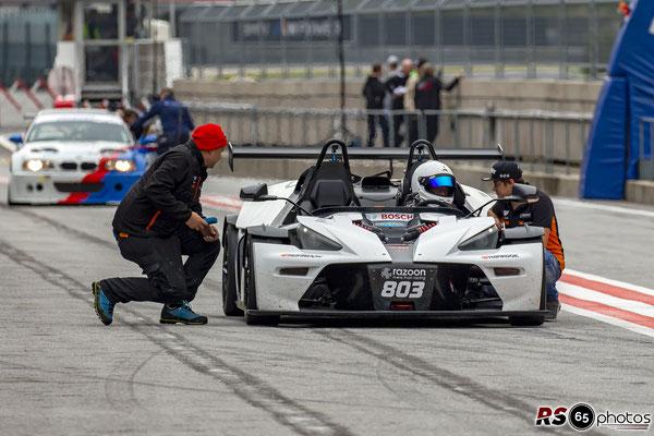 KTM X-Bow R - Clemens Drexel - Histo Cup - Bosch Race - Salzburgring 2021