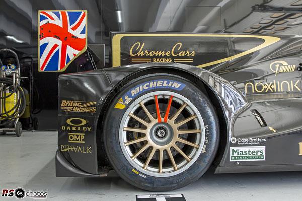 Lotus LMP2 - Black&Gold Collection - ChromeCars