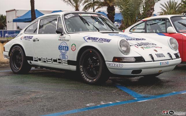 Porsche 911 S - Sanremo Rallye Storico 2019