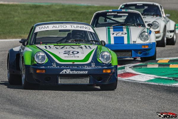 Porsche 911 RSR 3.0 L - Monza Historic 2019 - Peter Auto