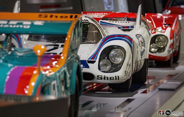 Porsche 917 #22 - Porsche Museum