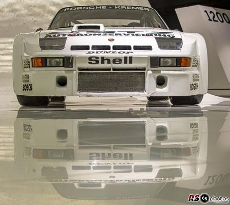 Porsche 924 Carrera GTR - Porsche Museum