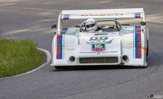 Porsche 917/10 Spyder - Ottokar Jacobs - Solitude Revival 2019