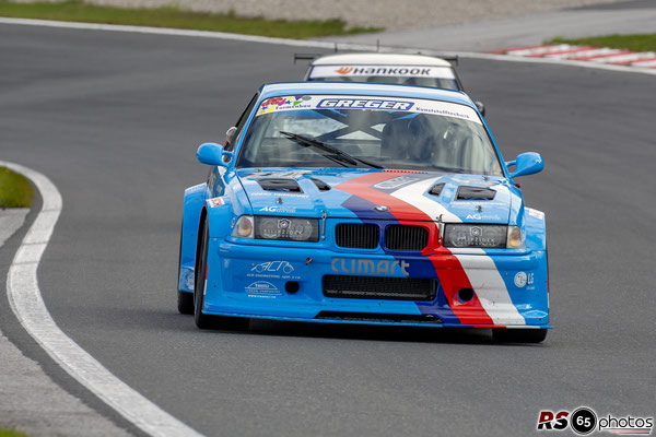 BMW M3 E36 - Miroslav Svec - Histo Cup - Bosch Race - Salzburgring 2021