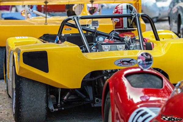 Sbarro Spyder - Rossfeldrennen 2018