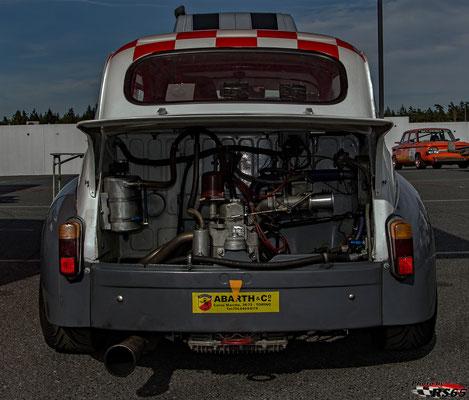 Fiat Abarth 1000 TC - Josef Schichl- Hockenheimring 2018