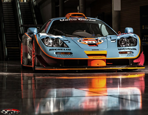 McLaren GTR F1 Longtail - ROFGO Collection - Retro Classics Stuttgart 2020