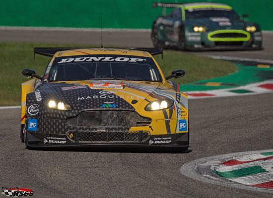Aston Martin Vantage GT2 - Endurance Racing Legends - Monza Historic 2019