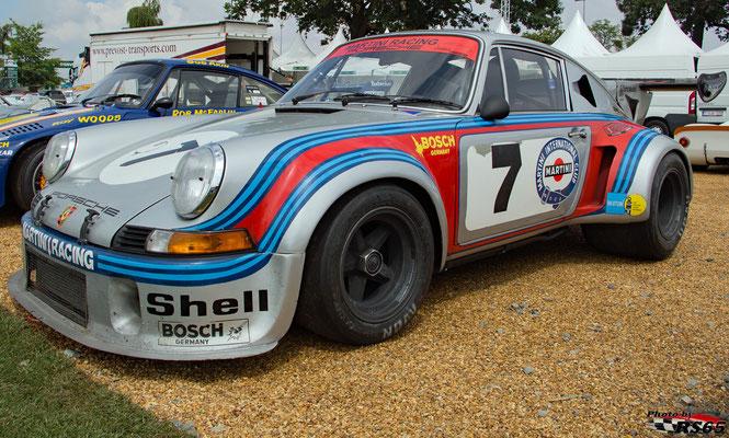 Porsche 911 Carrera Turbo - Le Mans Classic 2018