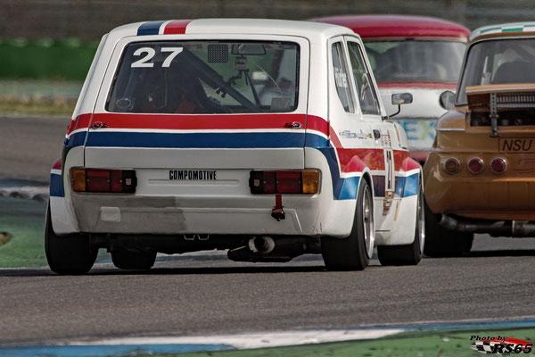 Fiat 127 - Christhop Hürter - Kampf der Zwerge - Hockenheimring 2018