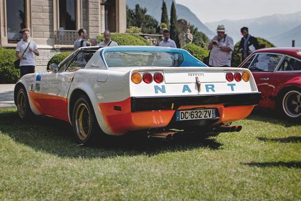 Ferrari 365 GTB/4 Spyder N.A.R.T. - Concorso d'Eleganza Villa d'Este