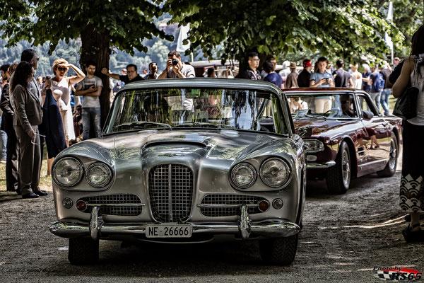 Lagonda Rapide 1962