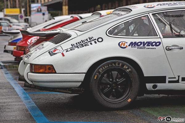 Porsche 911 S- Sanremo Rallye Storico 2019