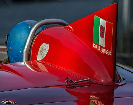 Maserati Tipo 63 Serenissima - Rossfeldrennen 2018