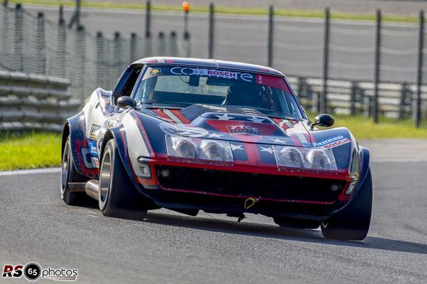 Chevrolet Corvette - Amanda Hennessy - Histo Cup - Bosch Race - Salzburgring 2021