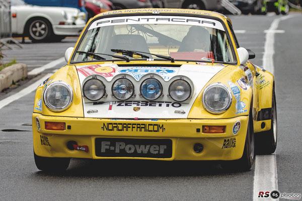 Porsche 911 SRS - Sanremo Rallye Storico 2019