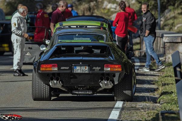 De Tomaso Pantera - Rossfeldrennen 2018