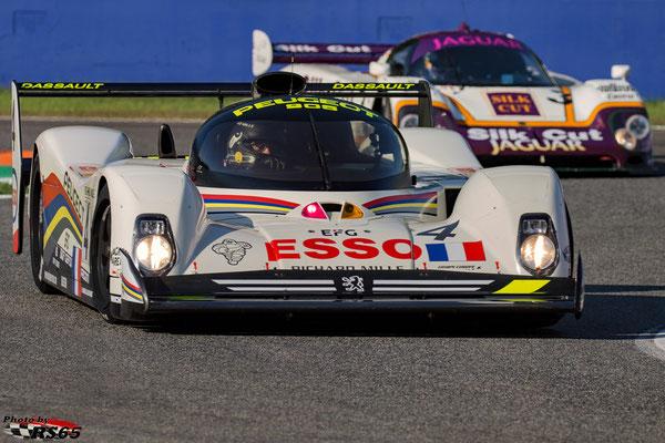 Peugeot 905 EV1B - Group C Racing - Monza Historic 2019