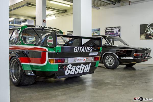 BMW 3.0 CSL - Luigi Racing  - 50 Jahre BMW 3.0 CSL