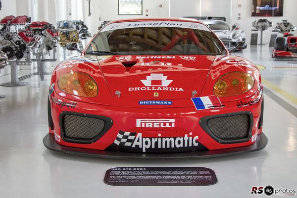 Ferrari 360 GTC - Enzo Ferrari Museum Modena