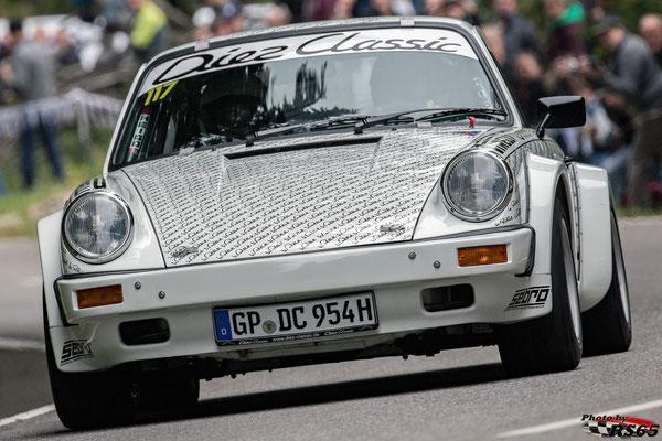 Porsche 911xRöhrl - Rossfeldrennen 2018