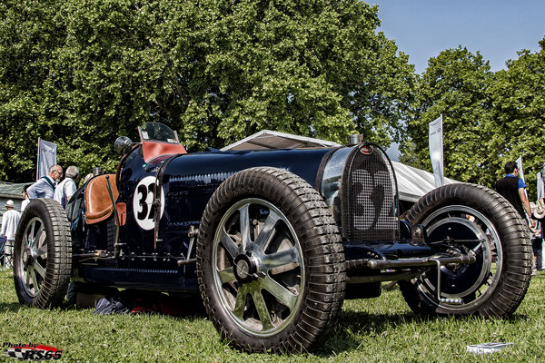 Bugatti 51 1931