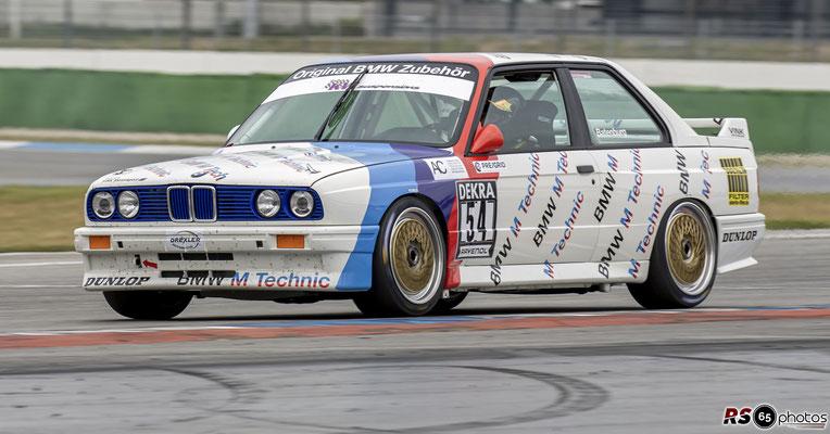 BMW M3 - Leonhard Batenburg - FHR Spring Classic - Hockenheimring 2021