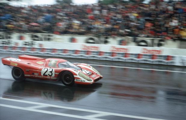 Le Mans 1970 mit dem 917 KH #23