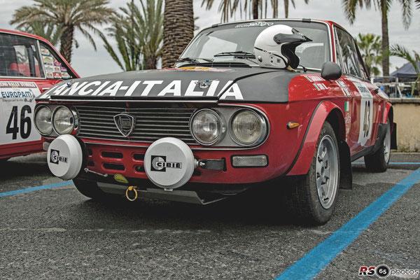 Lancia Fulvia Coupe - Sanremo Rallye Storico 2019