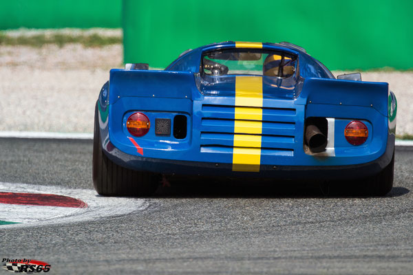 Chevron B 16- Monza Historic 2019 - Peter Auto