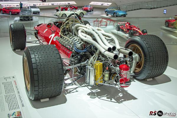 Ferrari 312 F1 - Enzo Ferrari Museum Modena