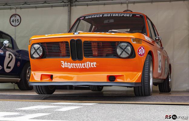 BMW 2002 - Torsten Rack MWM Wenger Racing - Solitude Revival 2019
