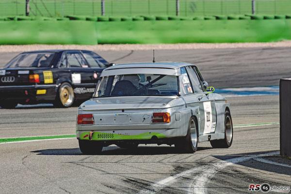 BMW 2002 ti - Nikolaj Lenkeit - VFV-GLPpro - Preis der Stadt Stuttgart 2020 - Hockenheimring