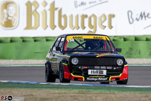 VW Polo - Thomas Stelberg - KW Berg-Cup - Hockenheimring 2021