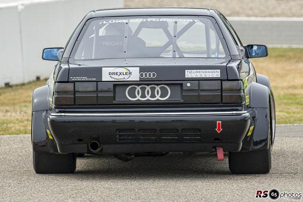 Audi 200 Quattro - Thomas Wandel - FHR Spring Classic - Hockenheimring 2021