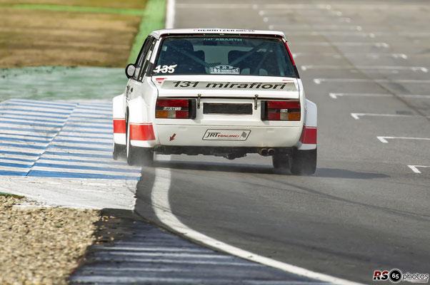 Fiat 131 Abarth - Werner Jetzt - KW Berg-Cup - Hockenheimring 2021