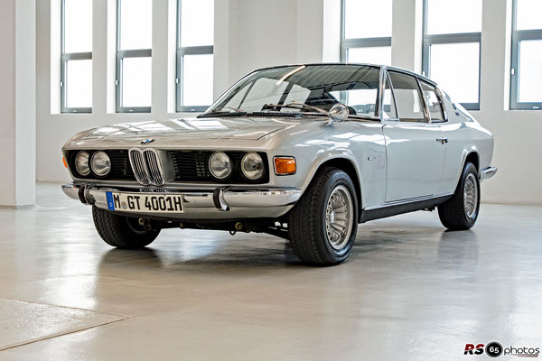 BMW Group Classic - BMW 2002 Frua